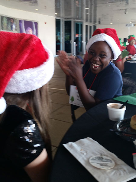 Kiwanis Club Christmas Event