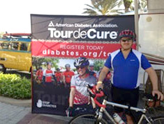 Tour de Cure photo